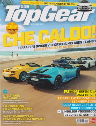 Bbc Top Gear - n. 153 - settembre 2020 - mensile -