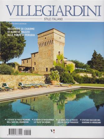 Villegiardini - Stile italiano - n. 8 - 13 agosto 2020 - mensile