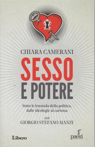 I Libri di Libero - Chiara Camerani - Sesso e potere - con Giorgio Stefano Manzi - n. 2