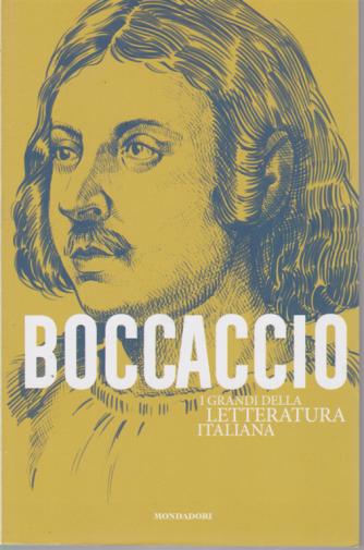 I grandi della letteratura italiana - Boccaccio - n. 17 - settimanale - 18/8/2020 -