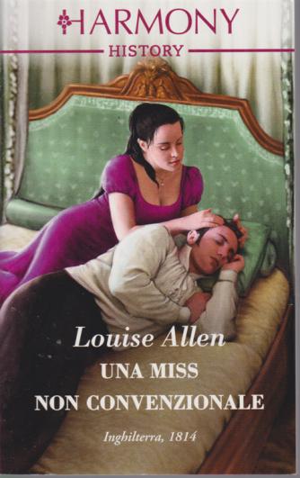 Harmony History - Una Miss non convenzionale - di Louise Allen - n. 690 - agosto 2020 - mensile