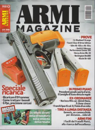 Armi Magazine - n. 9 - mensile - settembre 2020