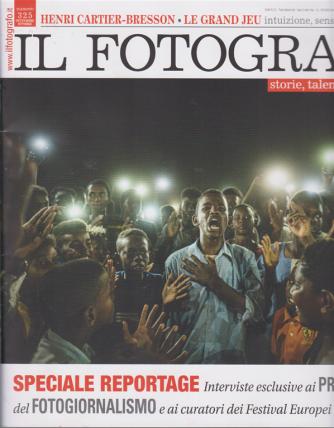 Il Fotografo - n. 325 - settembre - ottobre 2020 - bimestrale