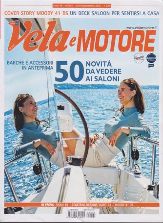 Vela e Motore - n. 9 - 18/8/2020 - mensile