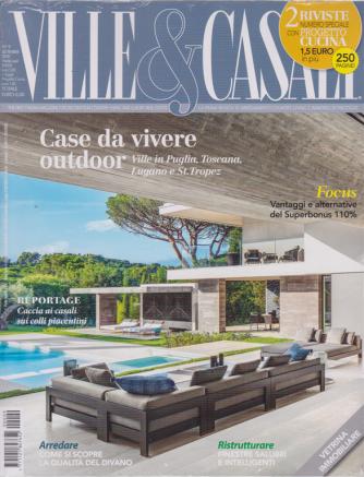 Ville & Casali + Progetto Cucina - n. 9 - settembre 2020 - mensile - 2 riviste
