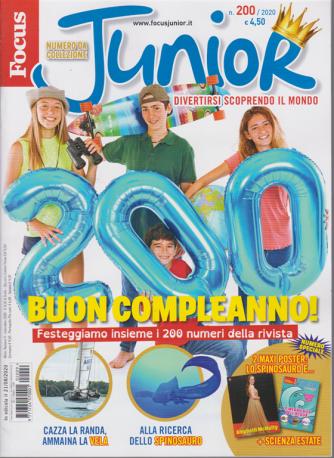 Focus Junior - n. 9 - settembre 2020 - mensile