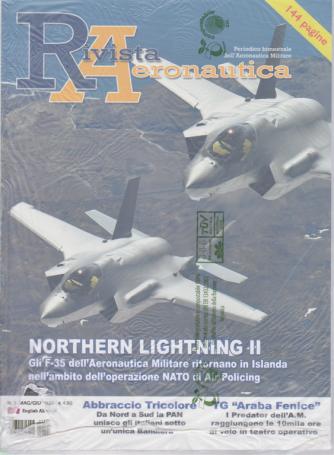 Rivista Aeronautica - n. 3 - maggio - giugno 2020 - bimestrale -