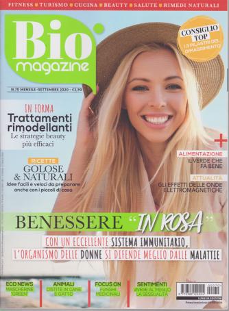 Bio Magazine - n. 70 - mensile - settembre 2020