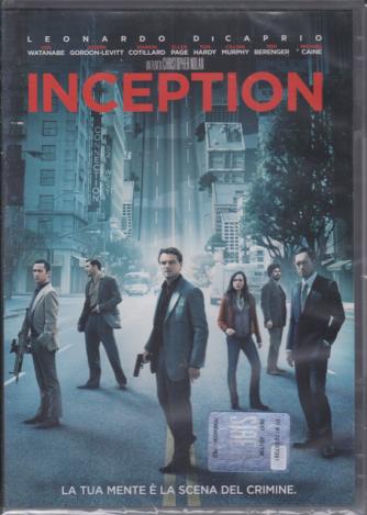 I Dvd di Sorrisi2 - Inception - n. 12 - settimanale - settembre 2020 -