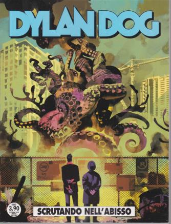 Dylan Dog - Scrutando nell'abisso - n. 408 - settembre 2020 - mensile