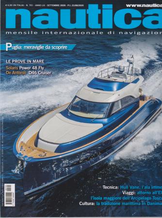 Nautica - n. 701 - settembre 2020 - mensile