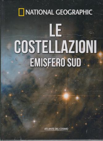National Geogrpahic - Le costellazioni - Emisfero sud - n. 46 - settimanale - 28/8/2020 - copertina rigida