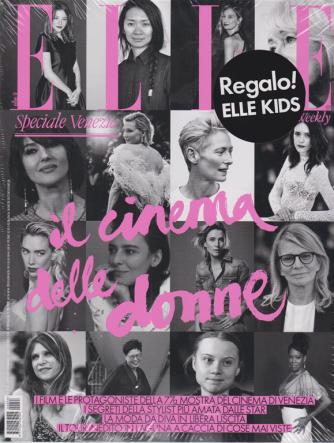 Elle + Elle kids - n. 33 - settimanale - 12/9/2020 - 2 riviste