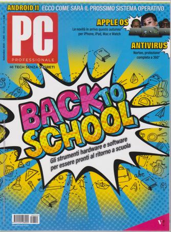 Pc Professionale - n. 354 - settembre 2020 - mensile