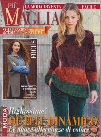 Piu' Maglia - n. 19 - bimestrale - settembre - ottobre 2020 -