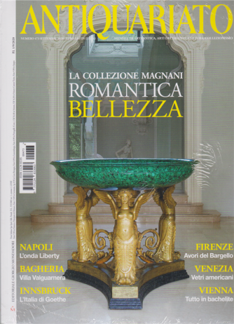 Antiquariato - n. 473 - settembre 2020 - mensile
