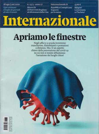 Internazionale - n. 1373 - 28 agosto / 3 settembre 2020 - settimanale