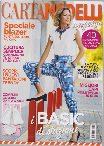 Cartamodelli Magazine - n. 16 - mensile - maggio 2019