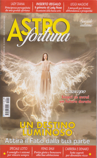 Astro Fortuna - n. 4 - 29/8/2020 - trimestrale - Speciale autunno