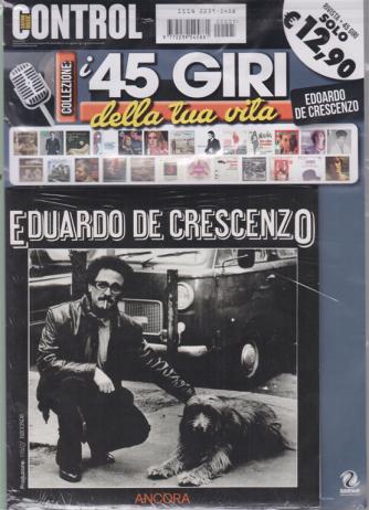 Saifam Music Control V...I 45 giri della tua vita - Eduardo De Crescenzo -Ancora -  rivista + 45 giri -