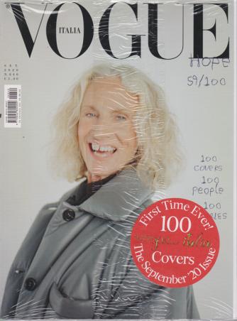 Vogue Italia - n. 840 - settembre 2020 - mensile -