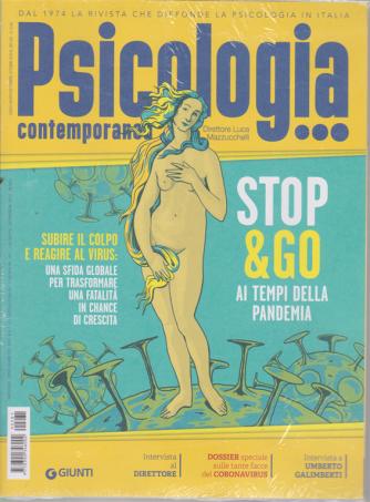 Psicologia Contemporanea - n. 281 - bimestrale - luglio/agosto/settembre / ottobre 2020 - + Catalogo psicologia 2020 -rivista + catalogo 2020