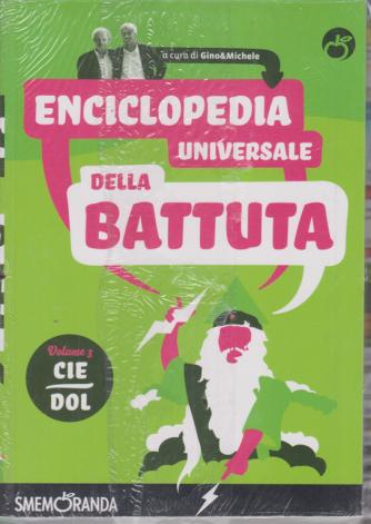 Smemoranda - Enciclopedia universale della battuta - a cura di Gino & Michele - numero unico - settembre 2020