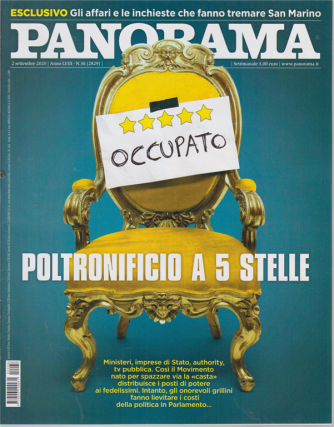 Panorama - n. 36 - 2 settembre 2020 - settimanale