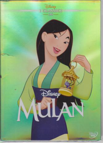 I Dvd di Sorrisi - n. 17 - Mulan - 1/9/2020 - settimanale