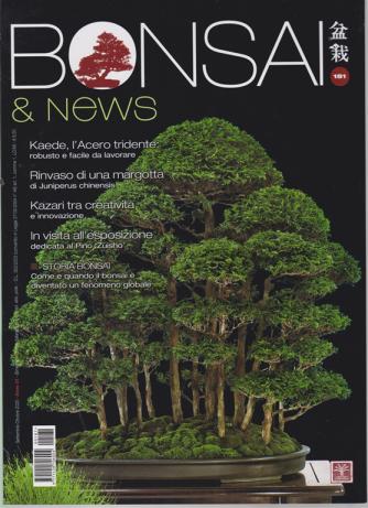 Bonsai & News - n. 181 - bimestrale - settembre - ottobre 2020