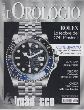 L'orologio Almanacco - n. 8 - annuale - 219/2020