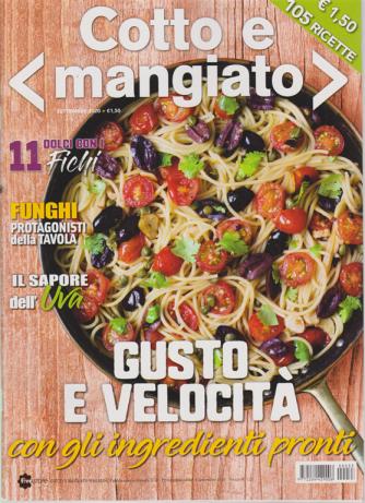 Cotto e  Mangiato - n. 33 - settembre 2020 - mensile