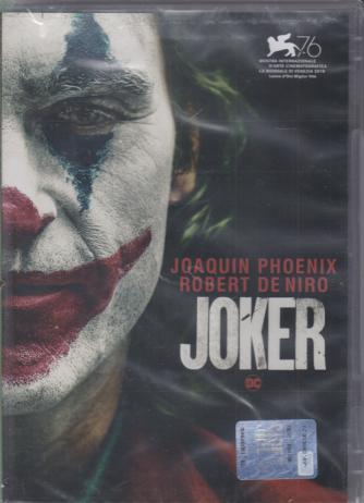 I Dvd Fiction di Sorrisi 2 - n. 23 - Joker - settimanale - settembre 2020 -