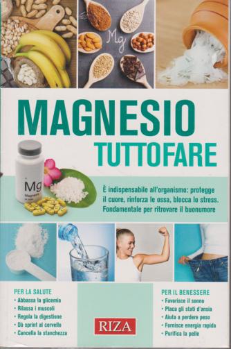 Alimentazione naturale - Magnesio tuttofare - n. 59 - settembre 2020