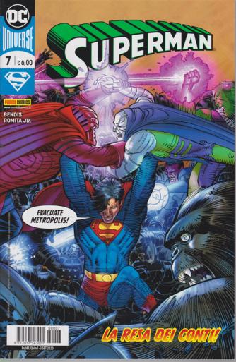 Superman - La resa dei conti! - n. 7 - quindicinale - 3 settembre 2020