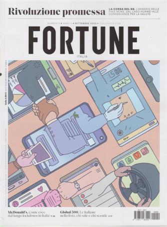 Fortune - n. 9 - settembre 2020 -