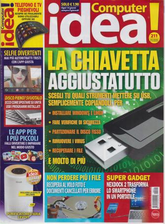Il Mio Computer Idea - n. 211 - dal 3 settembre al 16 settembre 2020 - quattordicinale