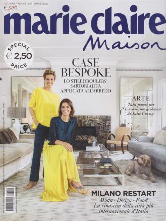 Marie Claire Maison - n. 9 - 4 settembre 2020 - mensile
