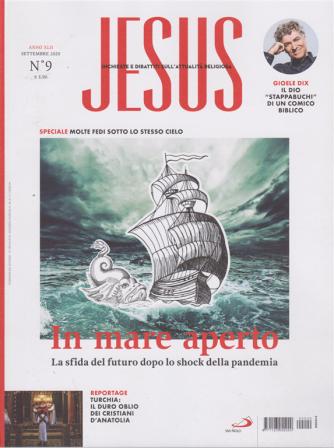 Jesus - n. 9 - settembre 2020 - mensile
