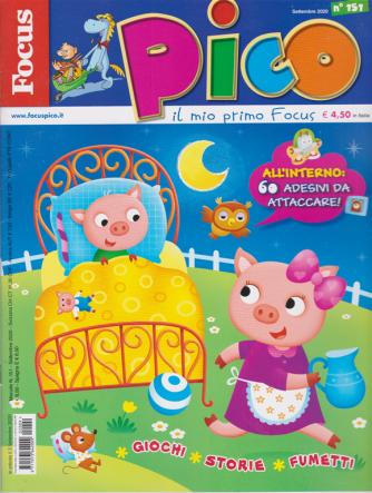 Focus Pico - n. 151 - settembre 2020 - mensile