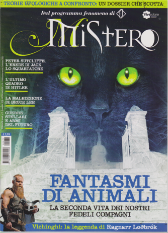 Rti Magazine Mistero - n. 77 - 5 settembre 2020 - mensile