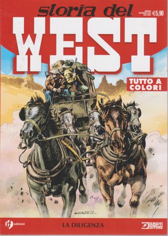 Storia del West - La Diligenza - n. 18 - mensile - settembre 2020 -