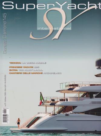 Superyacht International - n. 67 - autunno 2020 - trimestrale