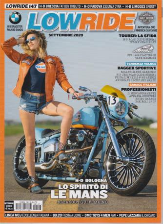Low Ride - n. 147 - settembre 2020 - mensile