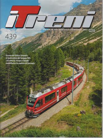 I Treni - n. - 439 - settembre 2020 - mensile