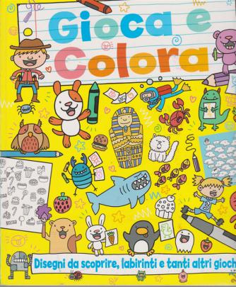 Nuovo Il Tanti Giochi - Gioca e colora - n. 31 - trimestrale -