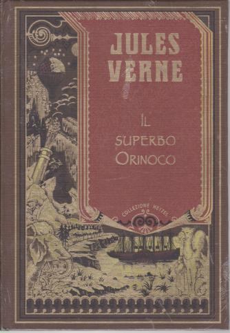 Jules Verne - Il superbo orinoco - n. 50 - settimanale - 5/9/2020 - copertina rigida