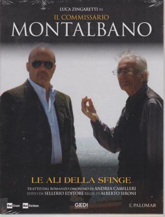 Luca Zingaretti in Il commissario Montalbano - Le ali della Sfinge - n. 22 - 8/9/2020 - settimanale -