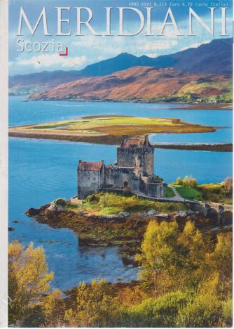 Meridiani  - Scozia - n. 214 - bimestrale