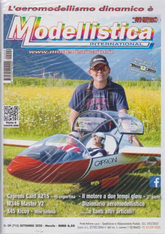 Modellistica International - n. 9 - settembre 2020 - mensile